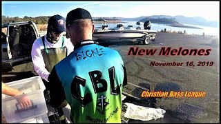 Christian Bass League - New Melones 11/16/19