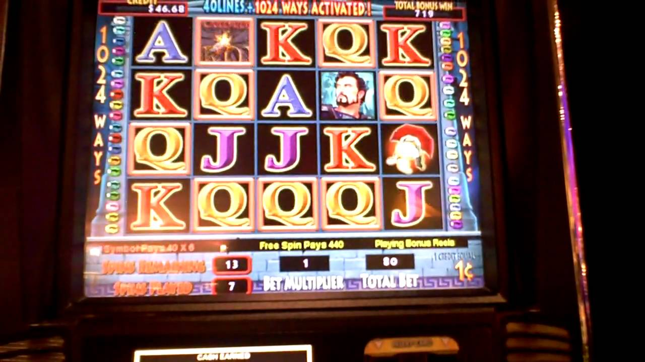 Treasure Of Troy Slot Machine Free