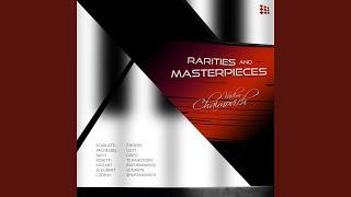 18 Morceaux Op 72 No 5 Andante Mosso In D Major Méditation Live
