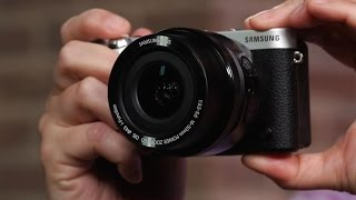 The Samsung NX500: Compact and ready for action