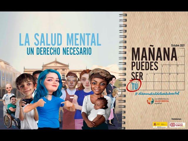 #PuedesSerTú - Día Mundial de la Salud Mental 2021