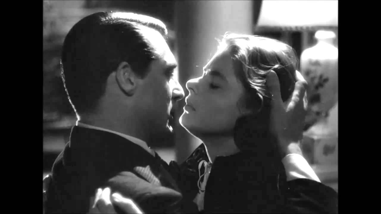Download Notorious (1946) --You love me, why didn't you tell me before? -- Cary Grant & Ingrid Bergman