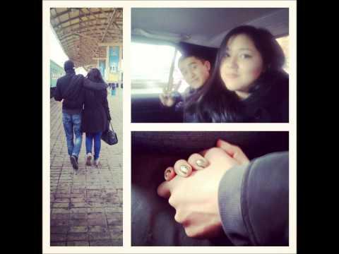 Влюбленные пары Казахстана