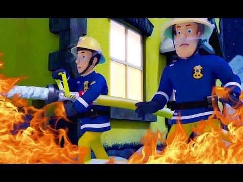 Feuerwehrmann Sam Deutsch 🌟Neue Folgen 🌟Sam ist da! | Gefährliche Rettungen 🚒Kinderfilme