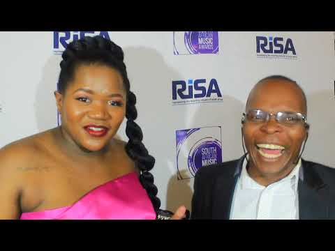 SAMA 24 Main Event, Sun City: 02 June 2018 South African Music Awards Ivosho Dance With Busisiwe