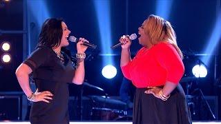 Jade Hewitt Vs Christina Matovu - Battle Performance: The Voice UK 2015 - BBC One