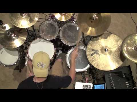 A Beautiful Exchange - Hillsong Live Drum Cover HD