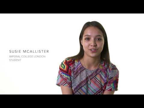 ICE Talks: QUEST Scholarship - Susie McAllister