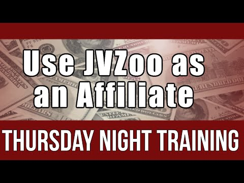 How to Use JVZoo As An Affiliate: Basic Functions