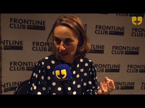 Ukraine's Frozen Conflict Screening at The Frontline Club