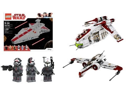 Lego Star Wars The Clone Wars Set Ideas 2019 Sets Youtube