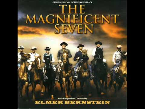 The Magnificent Seven | Soundtrack Suite (Elmer Bernstein)