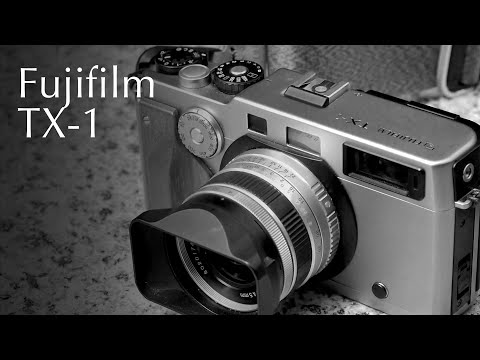Fujifilm TX-1/Hasselblad X-Pan Review