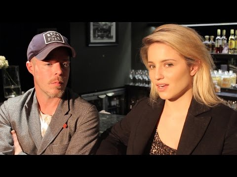 Stephen Wight and Dianna Agron discuss McQueen