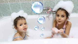 Bath Song | Bath Song +More Nursery Rhymes Kids Song by sewar and massa | اغنية اطفال