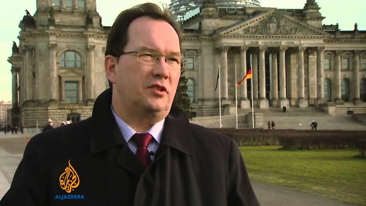 Merkel sworn in as German chancellor