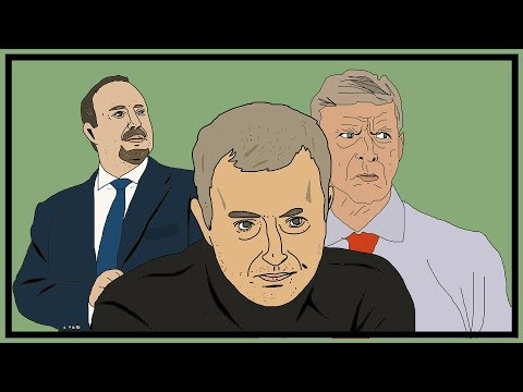 Jose Mourinho's Rivalries: A Brief History Of
