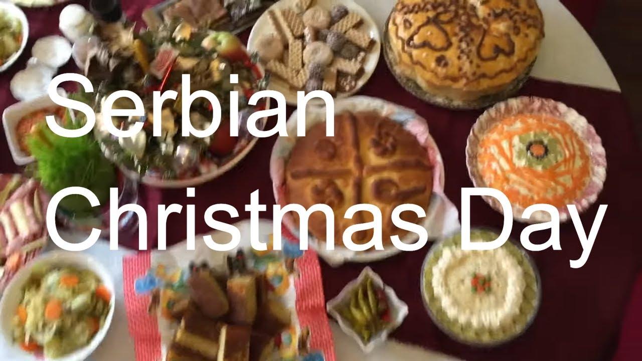 serbian christmas - When Is Serbian Christmas