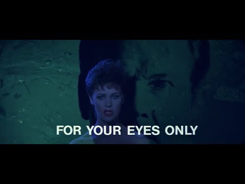 James Bond - For Your Eyes Only (title sequence)