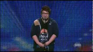 Leon Lee - Uni Student - Australia's Got Talent 2013 - Audition [FULL]