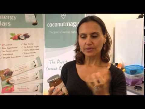 ChemFreeComTV with JENNI MADISON from COCONUT MAGIC about Coconut Nectar