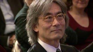 Artistic Integrity: Maestro Kent Nagano & Prof. Nancy J Adler