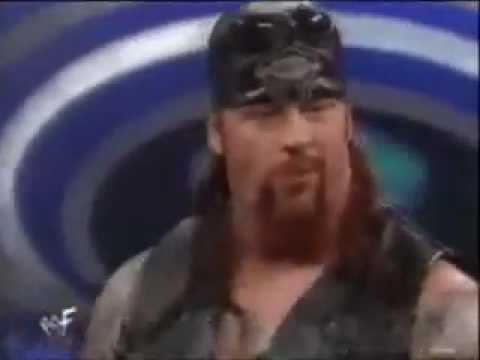 Undertaker x Stephanie- The Girl All the Bad Guys Want