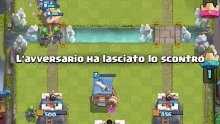 METODO INFALLIBILE PER FAR QUITTARE L'AVVERSARIO SU CLASH ROYALE!!! 4000 COPPE thumbnail