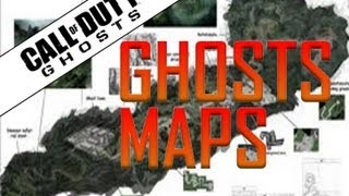 CoD Ghosts: New Map Designs