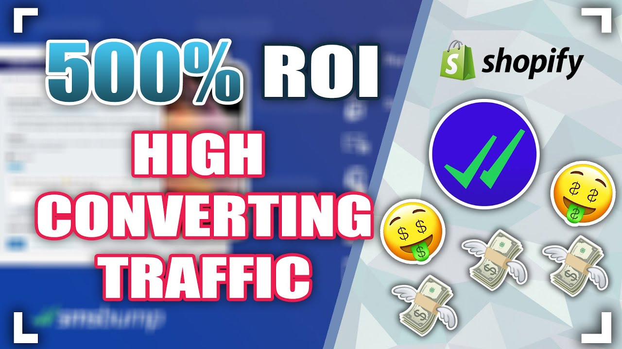 500% INSANE ROI - BEST SHOPIFY APP TO INSTALL NOW FOR INSTANT CONVERTING TRAFFIC