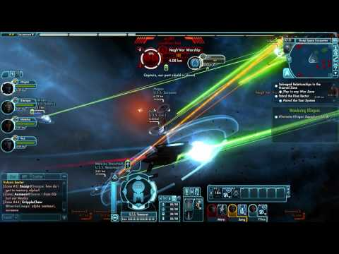 Star Trek Online – Fleet Action (Space Combat)
