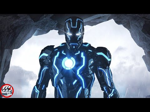 Top 10 IRON MAN Armors In Marvel Cinematic Universe [Explained In Hindi] | SuperHero Talks