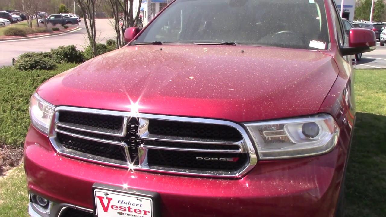 Dodge Wilson Nc >> 2014 Dodge Durango Limited Wilson Nc Walkaround