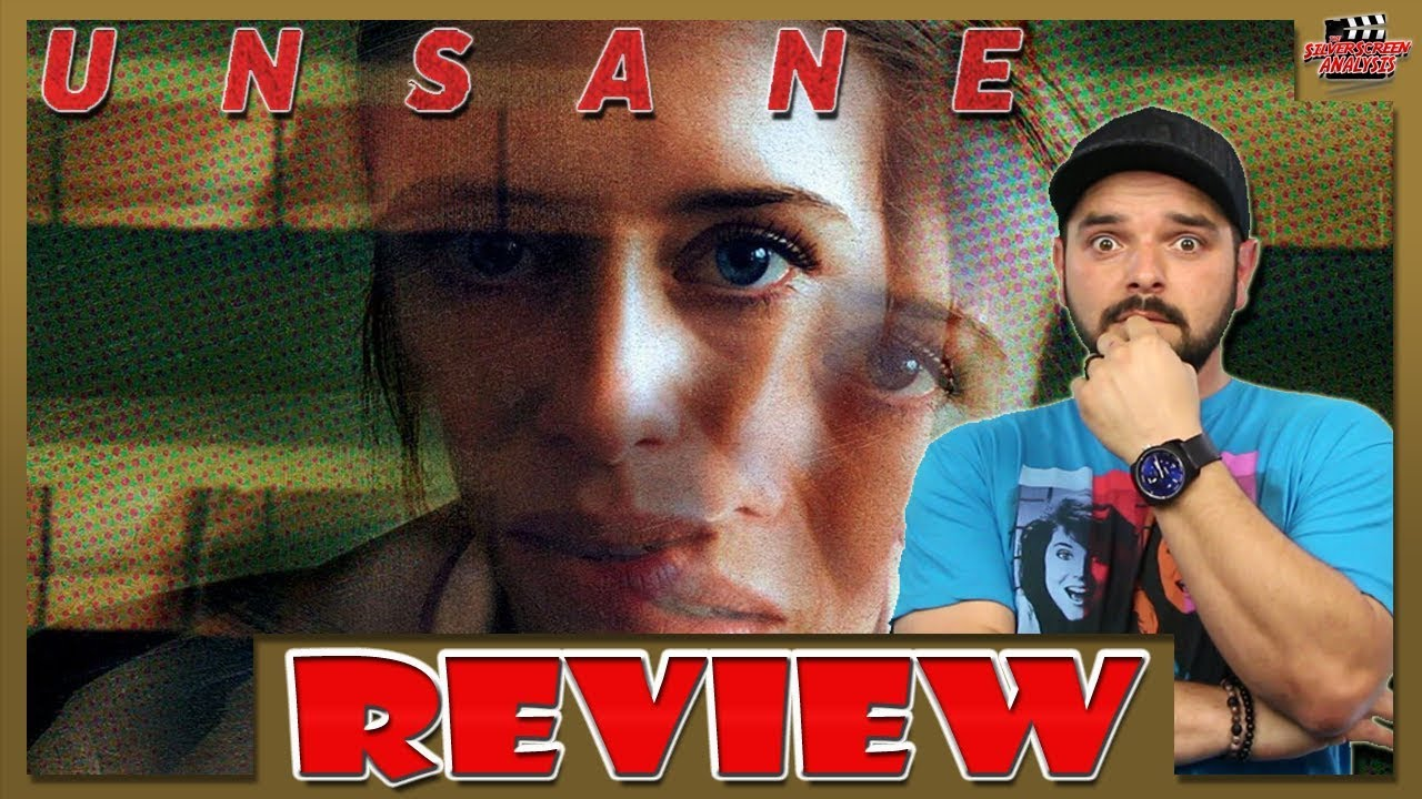 Unsane 2018 Movie Review Youtube
