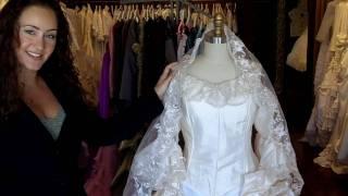 Marie Antoinette Wedding Dress