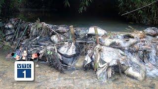 """Dư luận """"dậy sóng"""" về vụ nước sông Đà"""
