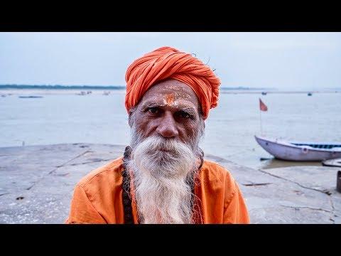 🇮🇳 INDIA 🇮🇳 Varanasi - Vita e Morte