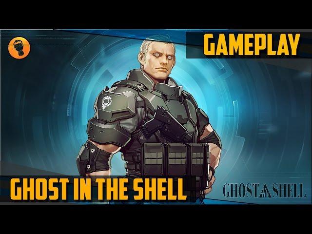 Ghost In The Shell - Jogando Com Batou (português-br)
