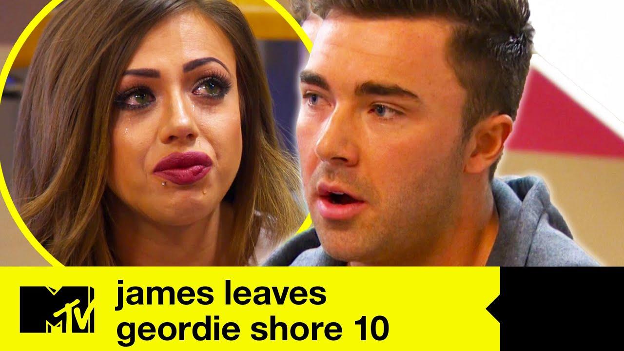 James' Emotional Geordie Shore Goodbye   Geordie Shore 10