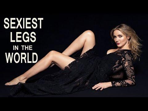 Top Ten Most Beautiful Legs in The World, Must Watch