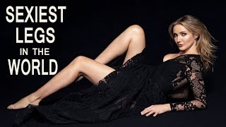 Top Ten Most Beautiful Legs in The World, Must Watch