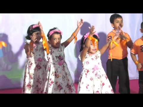 Christian Assembly Kuwait Kids Day 2017