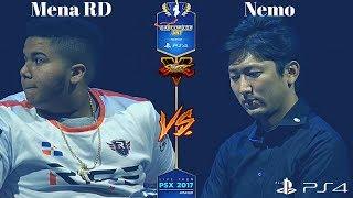 Capcom Cup 2017: Menard vs Nemo [Top 8]