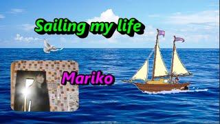 Sailing my life 平原綾香&藤澤ノリマサ ⛵ Mariko & CHu ベートーベン piano sonata No.8 【悲愴】第2楽章 Adagio cantabile.