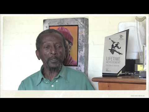 Peter Clarke - South African artist