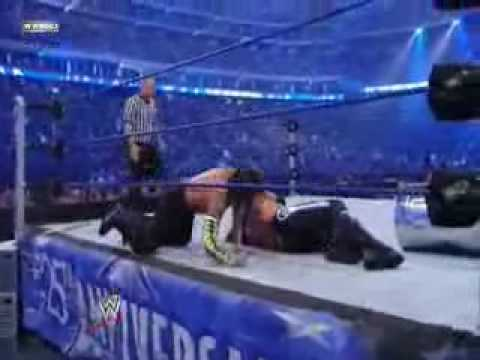 Jeff Hardy vs Matt Hardy Wrestlemania 25 Part 2