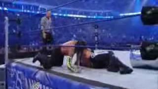 Jeff Hardy vs Matt Hardy Wrestlemania 25 Part 2