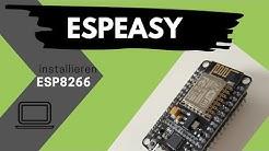 ESPEasy auf ESP8266 installieren - nodeMCU [Tutorial]