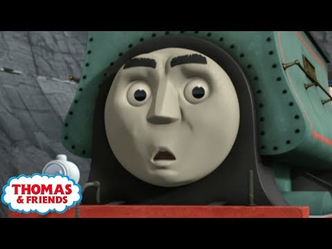 Thomas & Friends | Samson At Your Service | Kids Cartoon