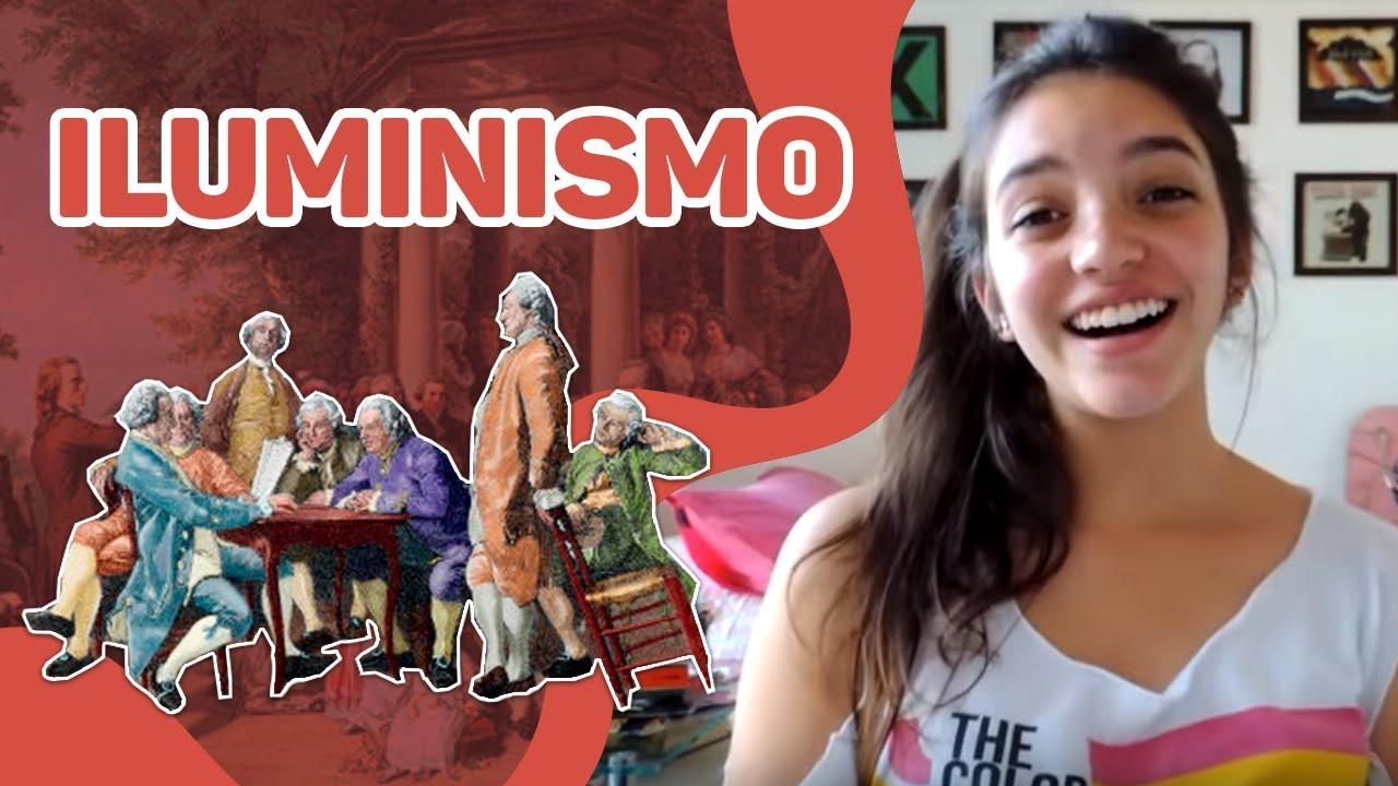 Download Resumo de História - ILUMINISMO (Débora Aladim)